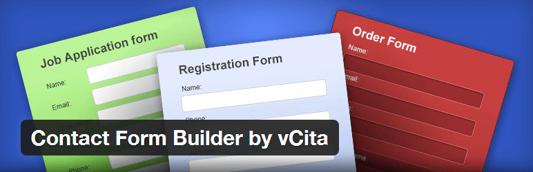 Плагин Contact Form Plugin by vCita