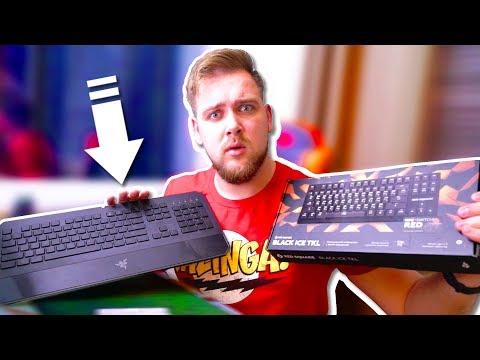 Механическая клавиатура или мембранная?