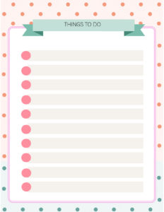 The Happy Life Planner 2019 - page 32