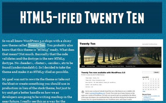 HTML-ified TwnetyTen