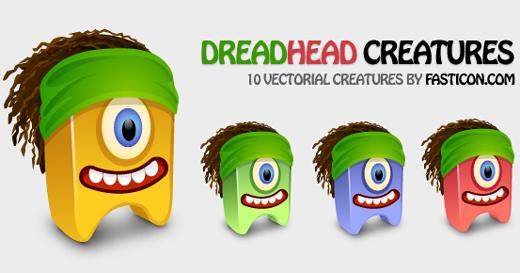 Dreadhead Creatures
