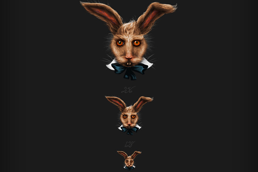 Rabbit Icons