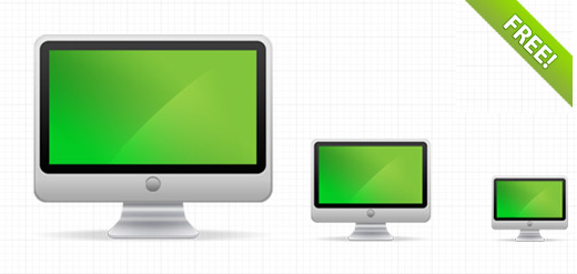 Free iMac Icon